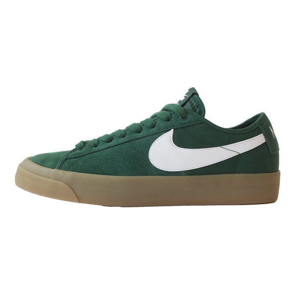 NIKE SB - Zoom Blazer Low GT QS / FIR-WHITE-GUM