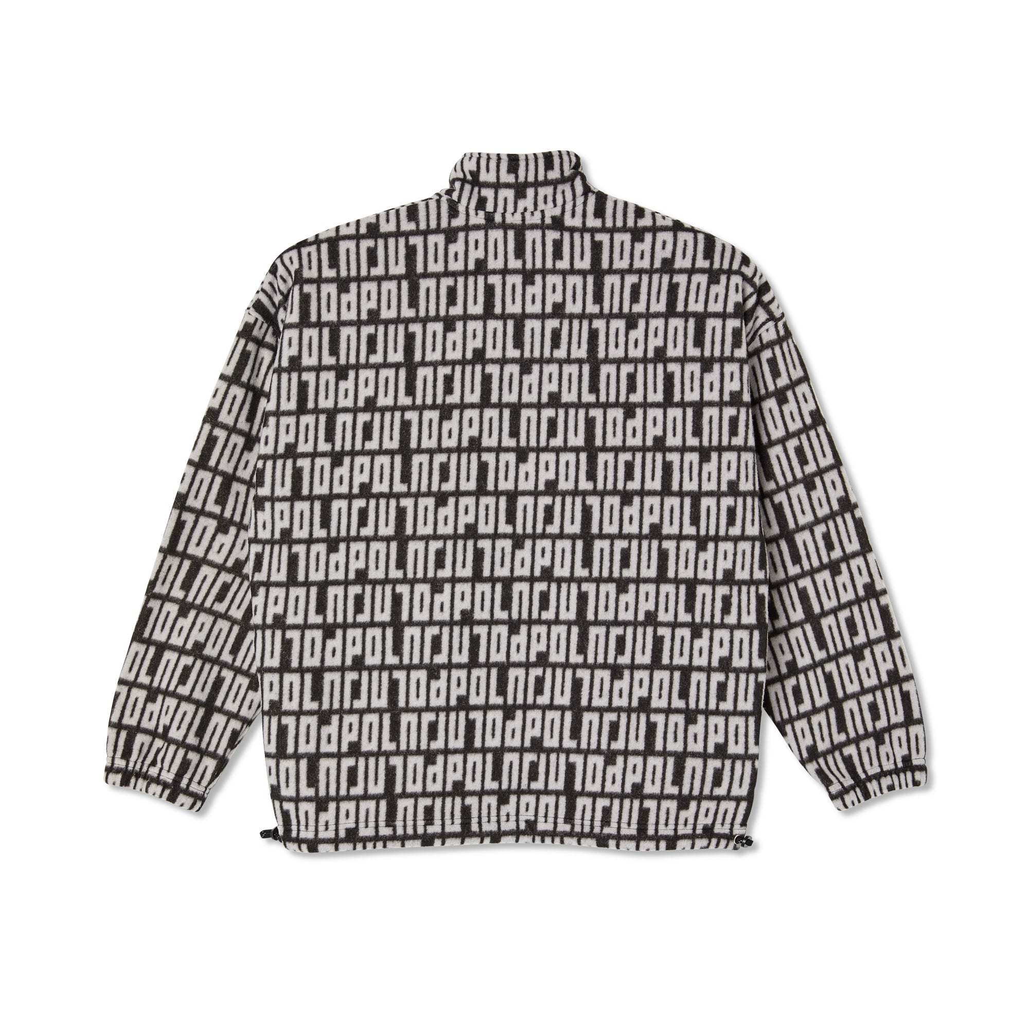 "POLAR - Polar Fleece Pullover 2.0 ""Black/Ivory"""