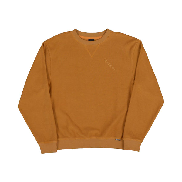 "QUASI - Terry Crew Sweat ""Gold"""