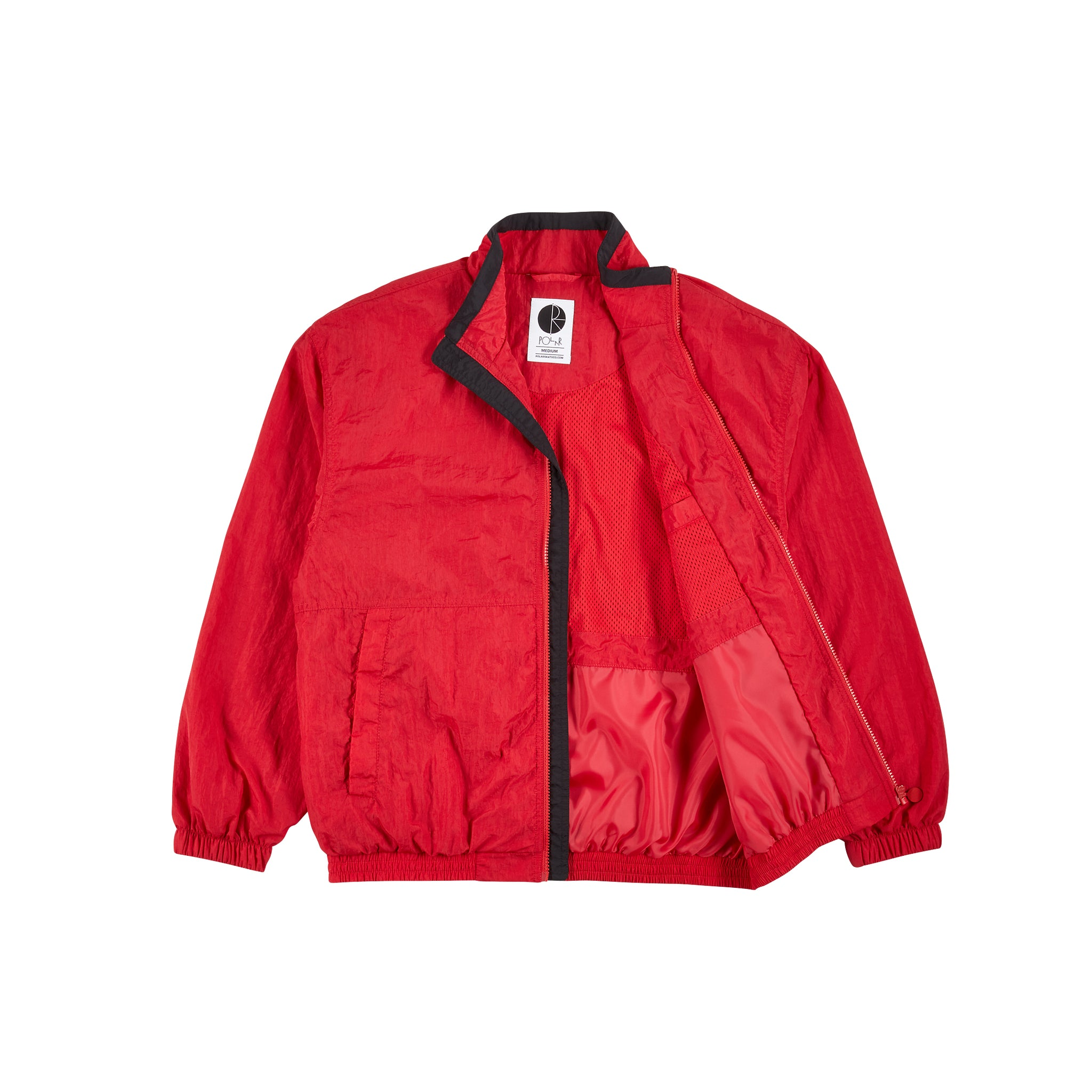 "POLAR - Track Jacket ""Red"""