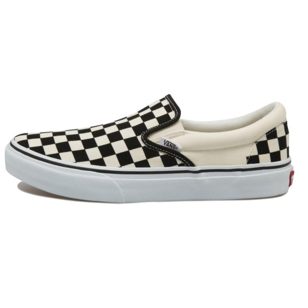 "VANS - Slip On ""Black-White Checker"""