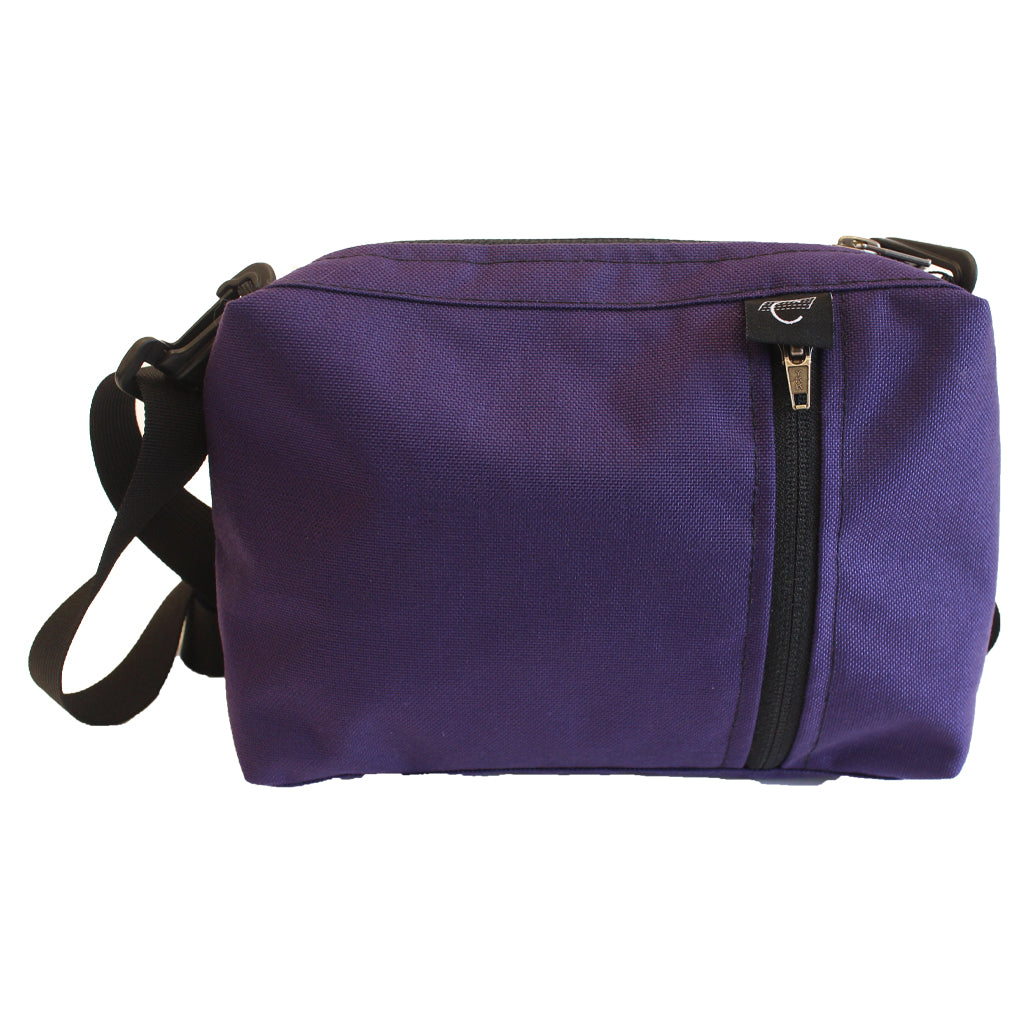 "COMA - Shoulder Bag ""Purple / Black"""