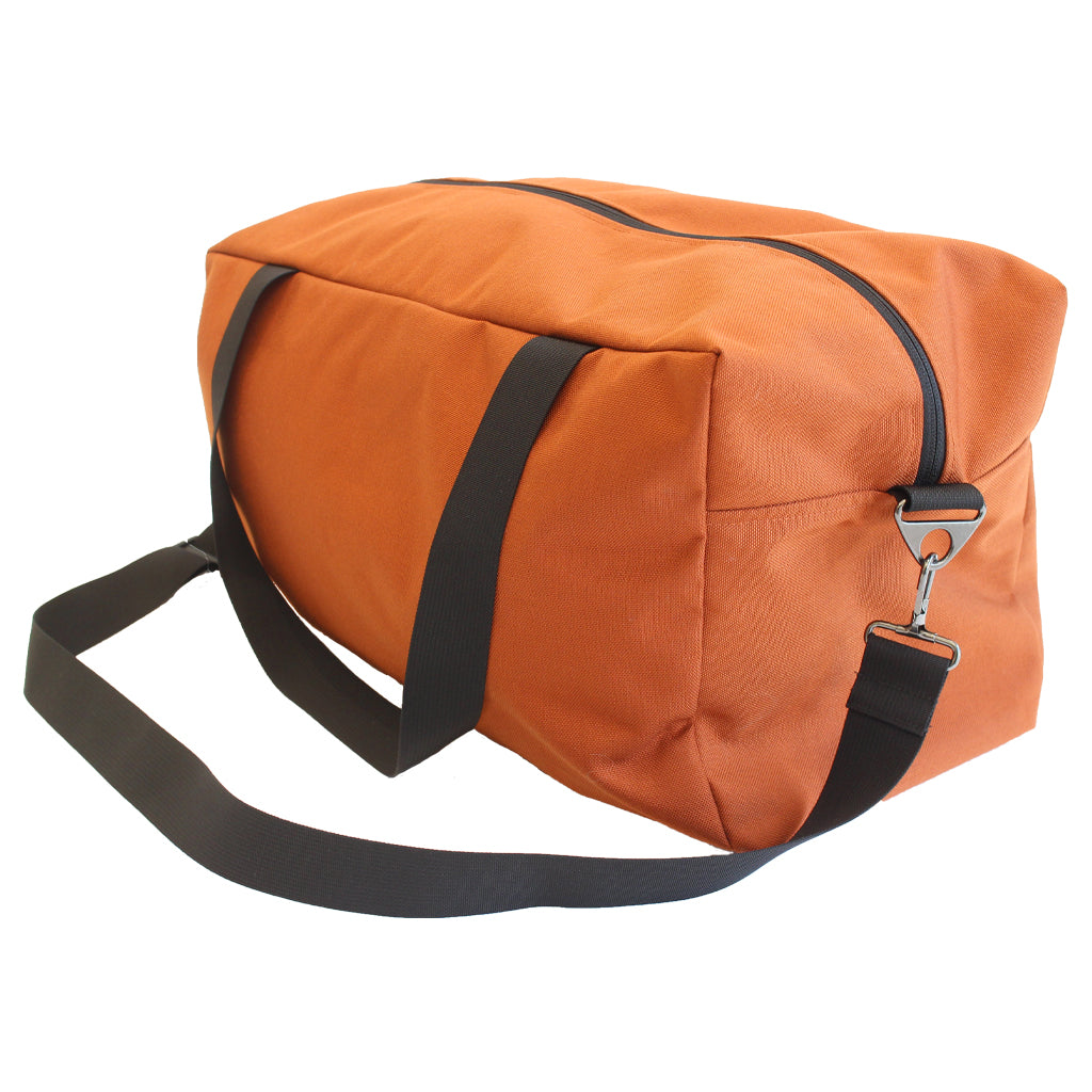 "COMA - Duffle Bag ""Rust / Black"""