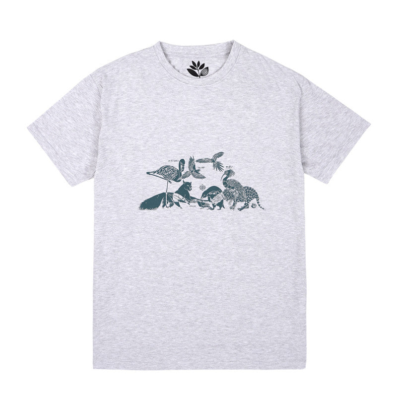 "MAGENTA SKATEBOARDS - Gathering Tee ""Ash"""