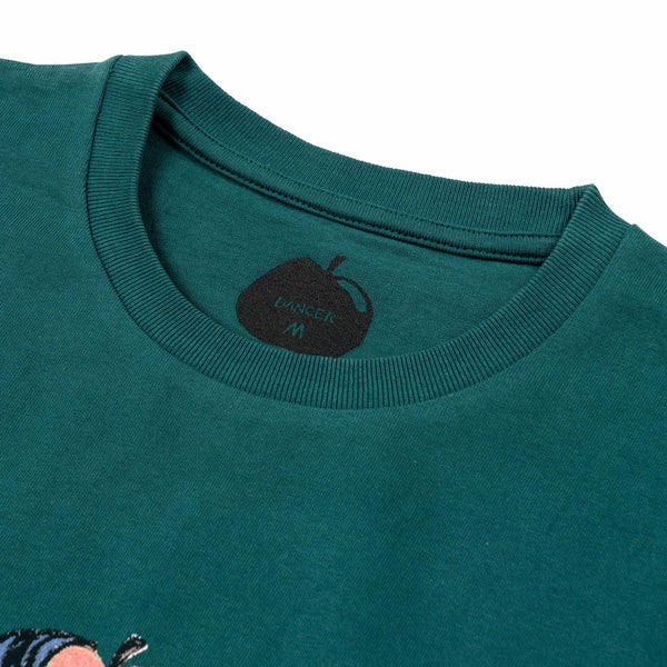 "DANCER - Baby Apple Tee ""Dark Teal"""