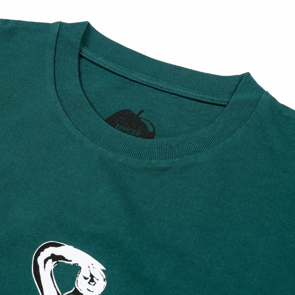 "DANCER - Hi There Tee ""Dark Teal"""