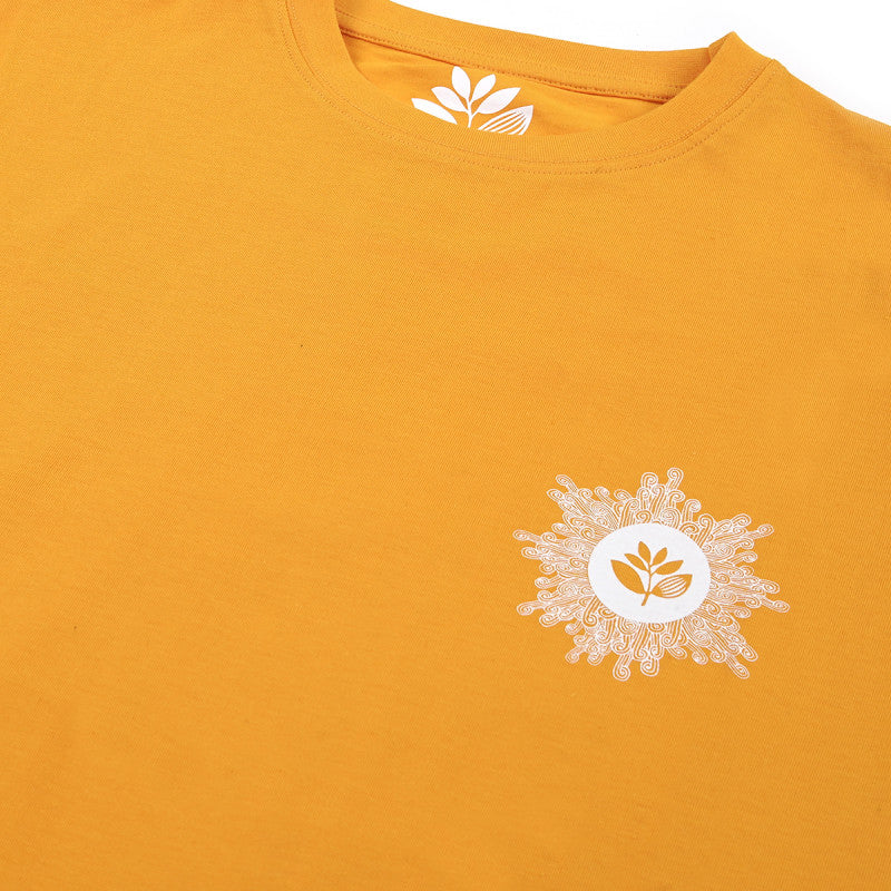 "MAGENTA SKATEBOARDS - Swirl Tee ""Yellow"""