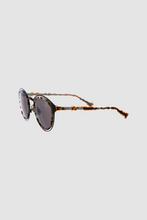 Load image into Gallery viewer, Obscure Limited Havana Round Sunglasses