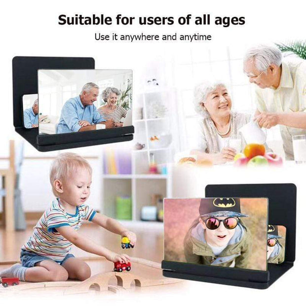 Simply Gadgets 3D Phone Screen Amplifier Electronic