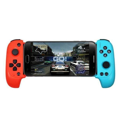 IFLGadgets Store Bluetooth Mobile Game Controller Electronics & Gadgets Red blue