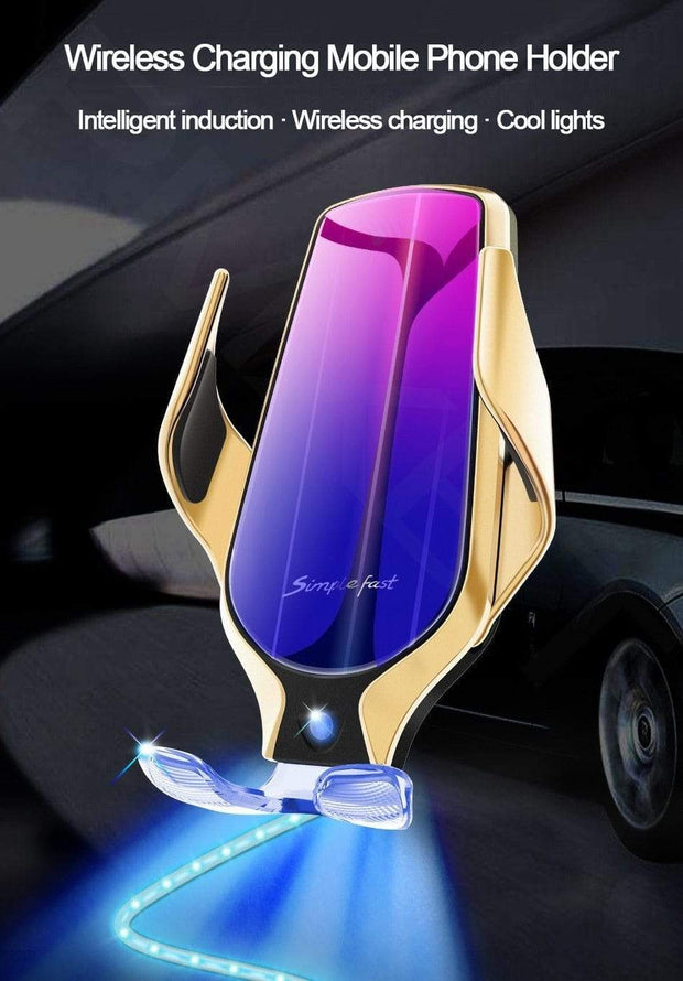 IFLG - LE Chi™ Ultra Advanced Wireless Car Phone Holder