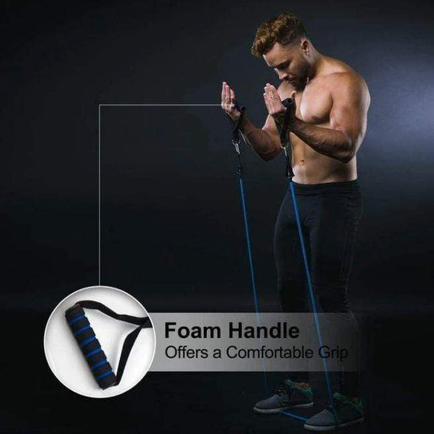 IFLG - LE ExoBands™ Fitness Resistance Bands