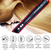 IFLGadgets Store Hair Straightening Styler Health and Beauty