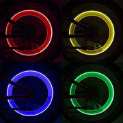 IFLGADGETS-ST Motion Activated LED Wheel Lights (2 Pack) Electronics