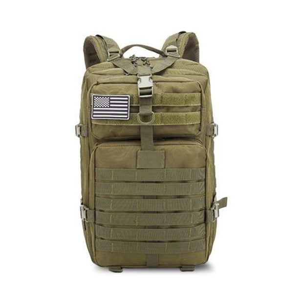 Simply Gadgets Tactical Backpack Sports and Outdoors Green