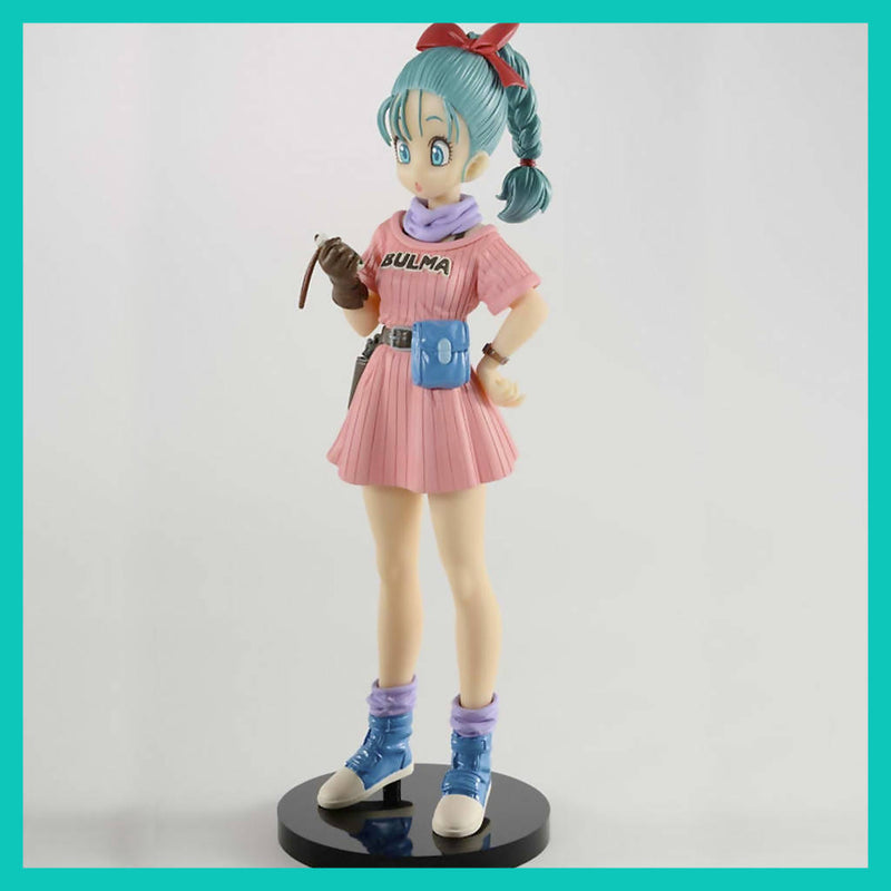 Figura Colosseum de Bulma - Dragon Ball