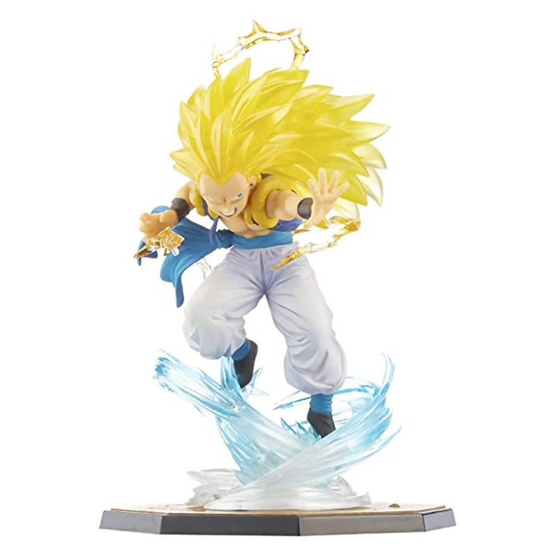 Figura Figuarts Zero de Gotenks (Super Saiyan 3) - Dragon Ball Z
