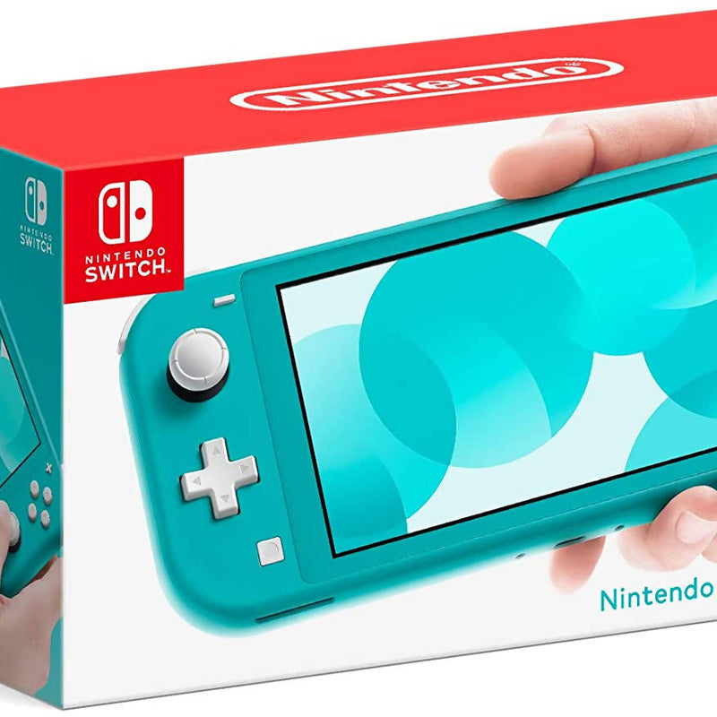 Consola Nintendo Switch Lite (color TURQUESA)