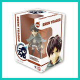 Figura Tamashi Biddies de Eren Jaeger - Attack on Titan
