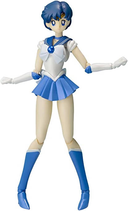 Figura S.H.Figuarts de Pretty Guardian Sailor Mercury - Sailor Moon
