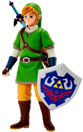 Figura de Link (World Of Nintendo 2015) - The Legend Of Zelda