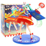 Figura Hatsune Miku (2nd Season Summer Ver.) - Vocaloid