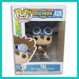 Figura Funko Pop! de Tai - Digimon