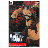 Figura Eijiro Kirishima (The Amazing Heroes Vol.4) - My Hero Academia