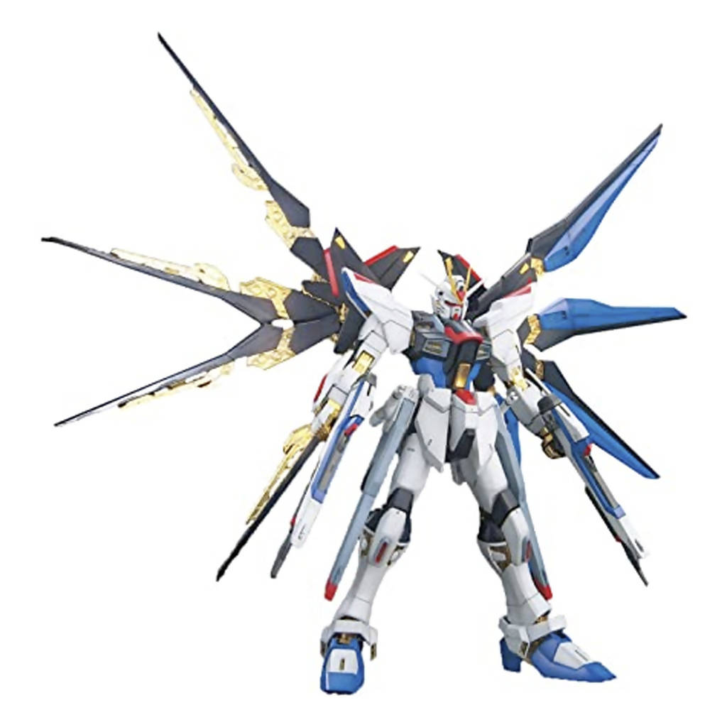 Model Kit Strike Freedom Gundam Full Burst - Mode 1/100 Mg