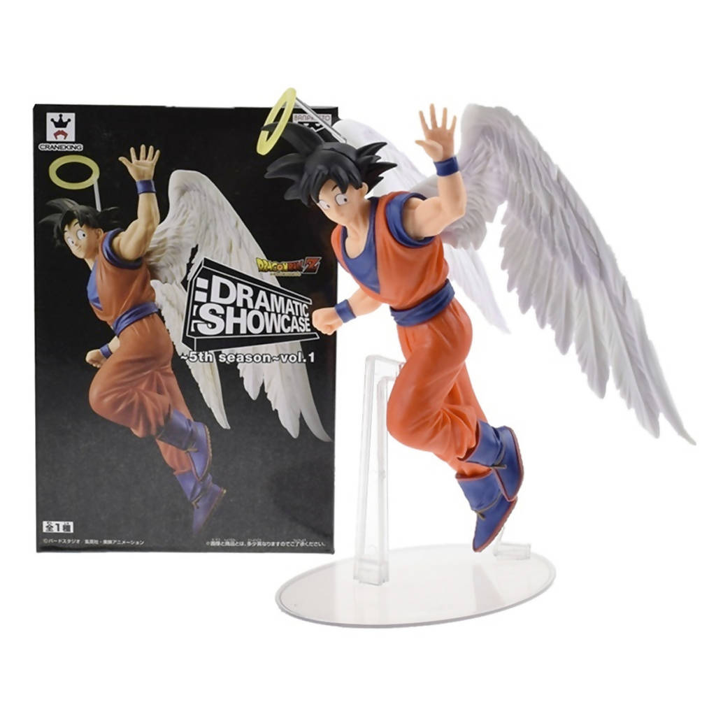 Figura Dramatic Showcase 5th de Son Goku (Angel) - Dragon Ball Z