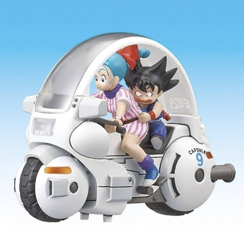 Model Kit Bulma's Motorcycle - Dragon Ball