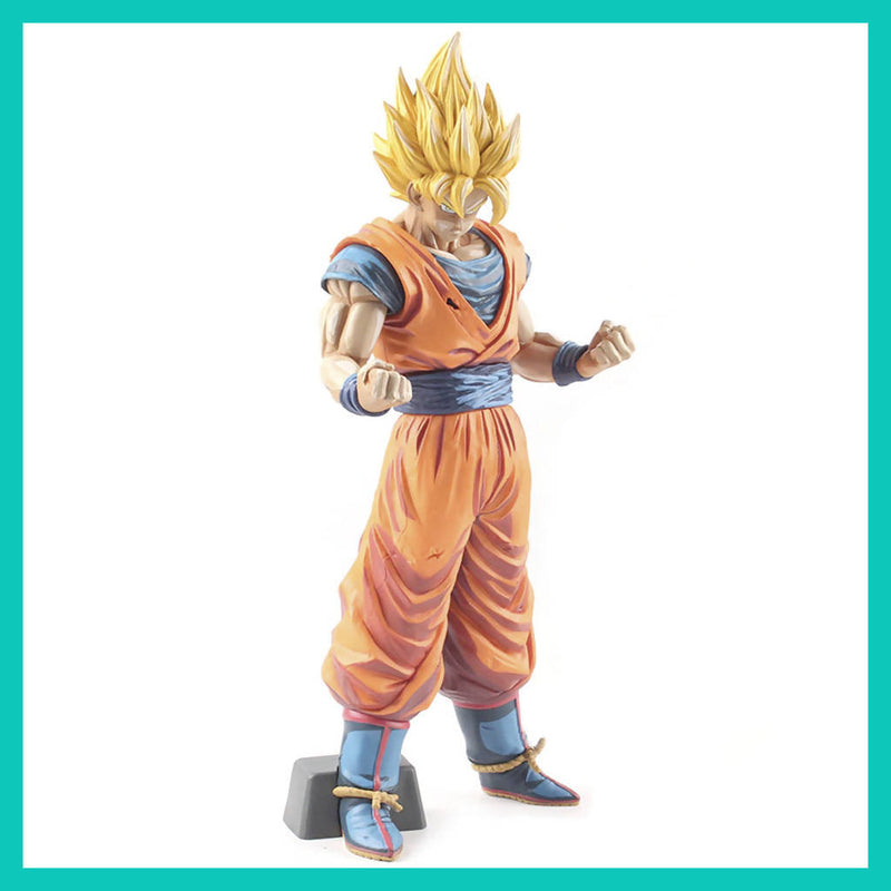 Figura Grandista de Son Goku - Dragon Ball Z