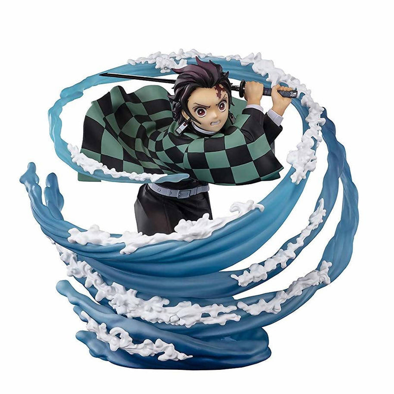 Figura Tanjiro Kamado (Water Breathing) - Demon Slayer