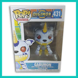 Figura Funko Pop! de Gabumon (431) - Digimon