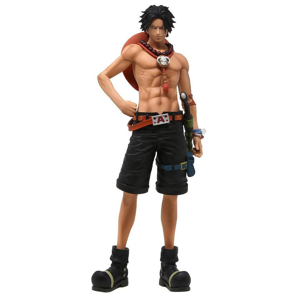 Figura D Ace (The Grandline Men) Grandista - One Piece