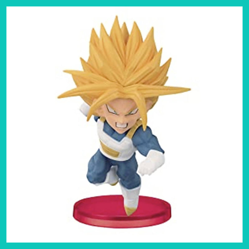 Figura Super Saiyan Trunks (Battle Of Saiyans Vol.2) - Dragon Ball Z
