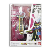Figura S.H.Figuarts de Whis - Dragon Ball Super