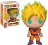 Figura Funko Pop! de Super Saiyan Goku (14) - Dragon Ball Z