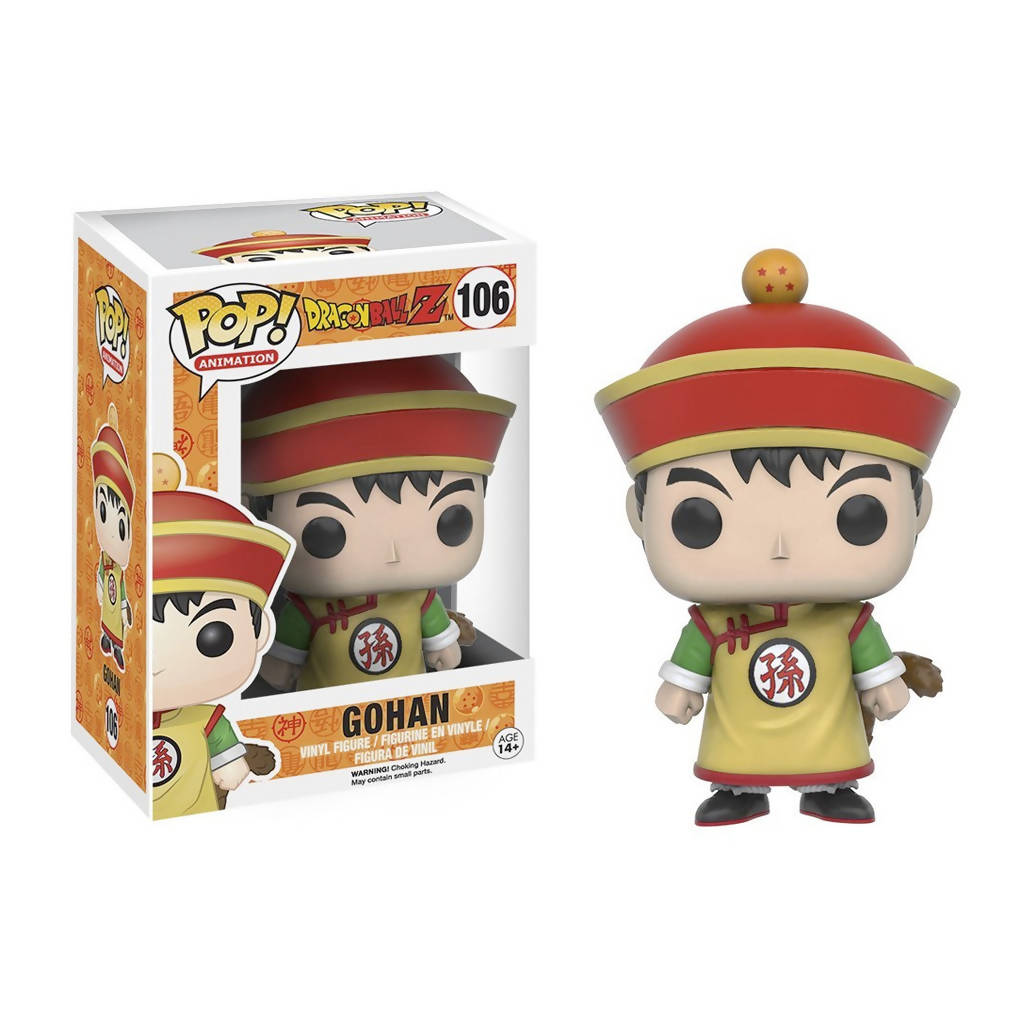 Figura Funko Pop! de Gohan - Dragon Ball Z