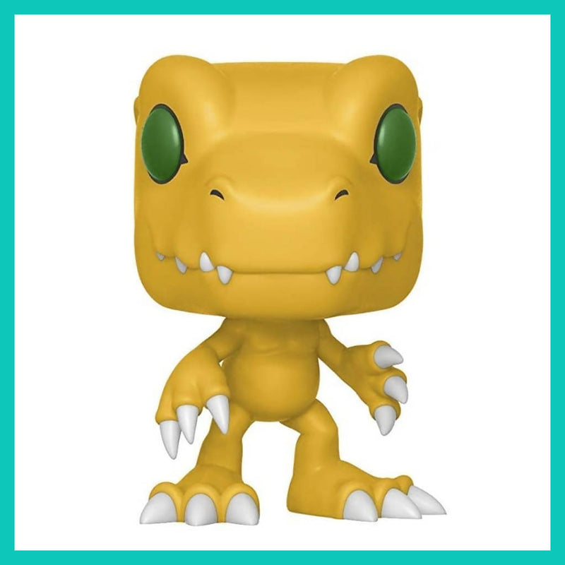 Figura Funko Pop! de Agumon (429) - Digimon