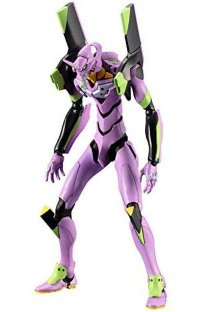 Figura Evolution Eva Test Type-01 (TV Ver.) - Neon Genesis Evangelion