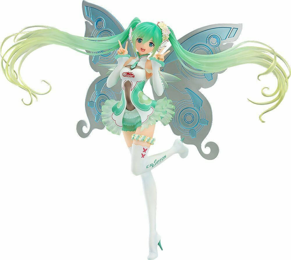 Figura Hatsune Miku (Gt Project Racing Miku 2017) - Vocaloid