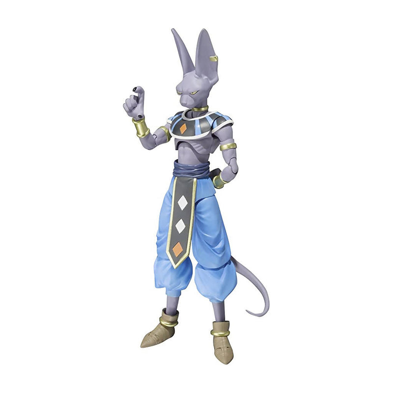 Figura S.H.Figuarts de Beerus (Bills) - Dragon Ball Super
