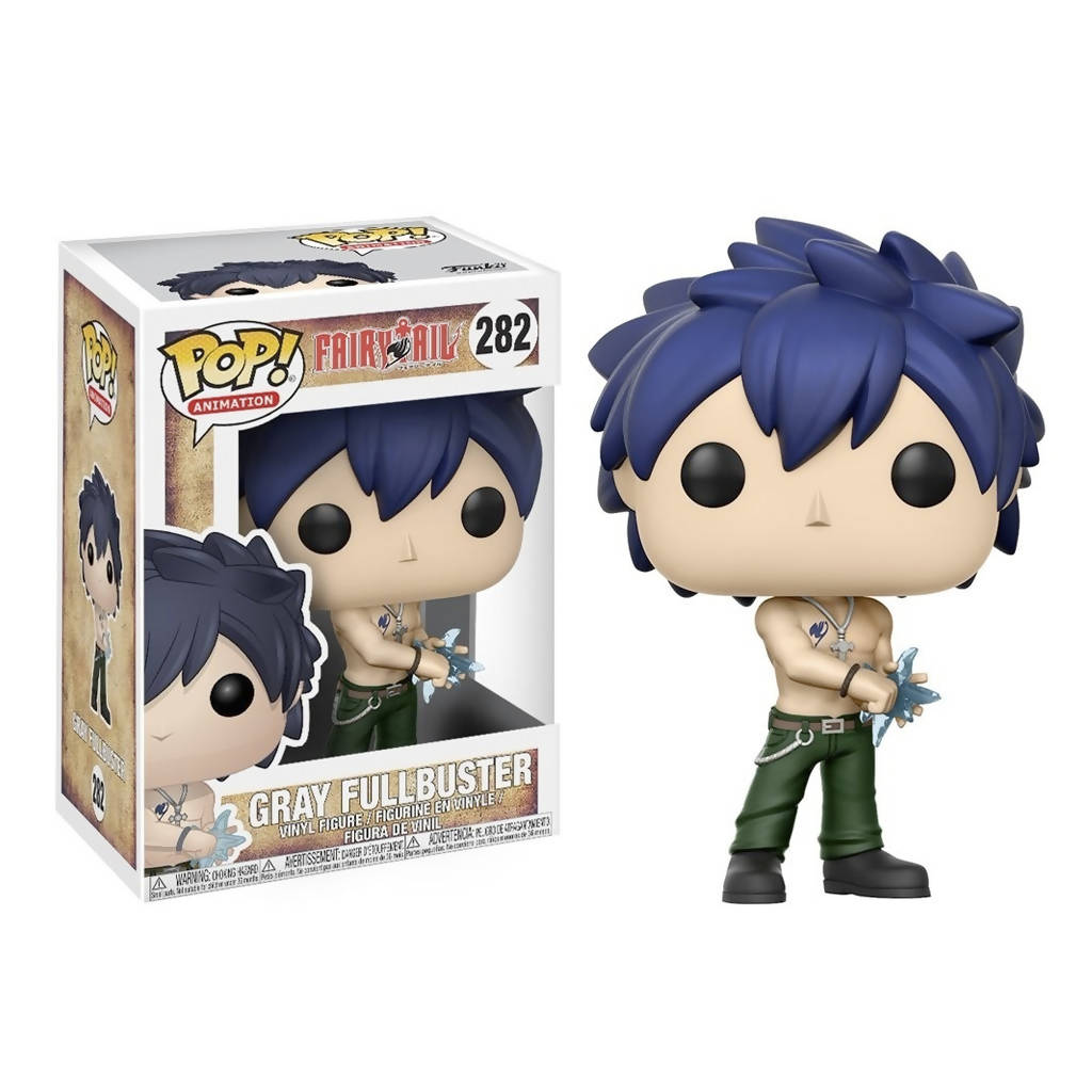 Figura Funko Pop! de Gray Fullbuster - Fairy Tail