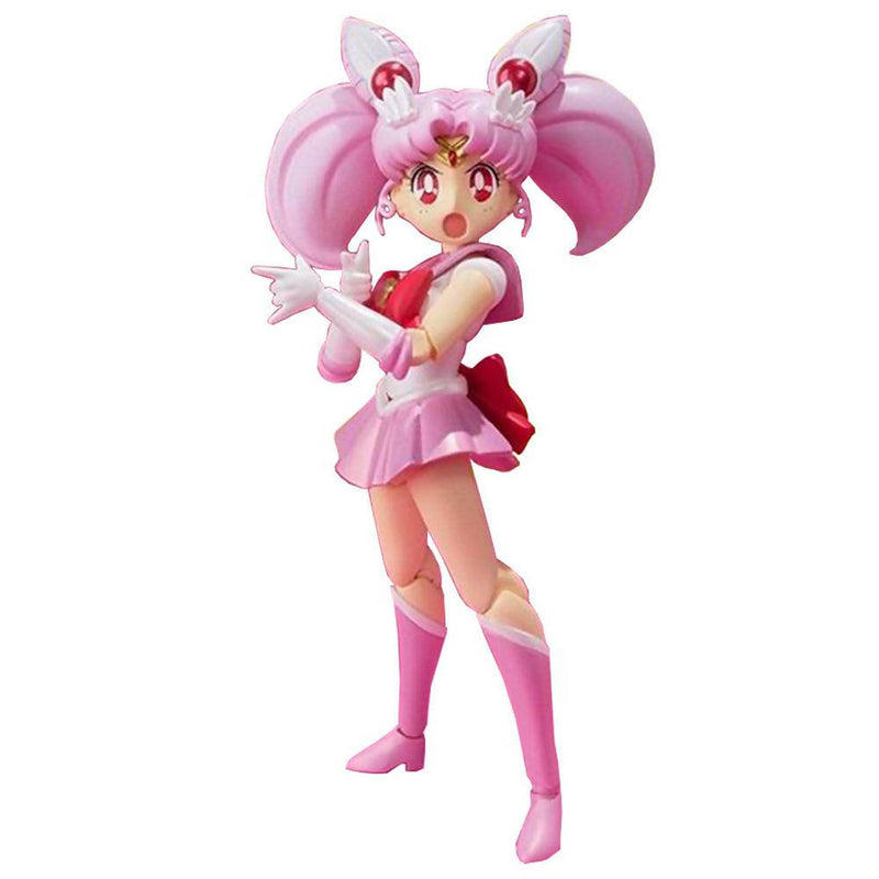 Figura S.H.Figuarts de Sailor Chibi Moon - Sailor Moon