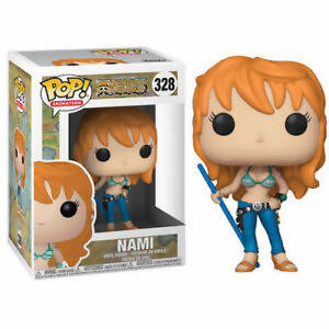 Figura Funko Pop! de Nami - One Piece