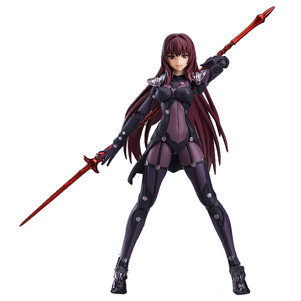 Figura Lancer Scathach (Figma #381) - Fate/Grand Order
