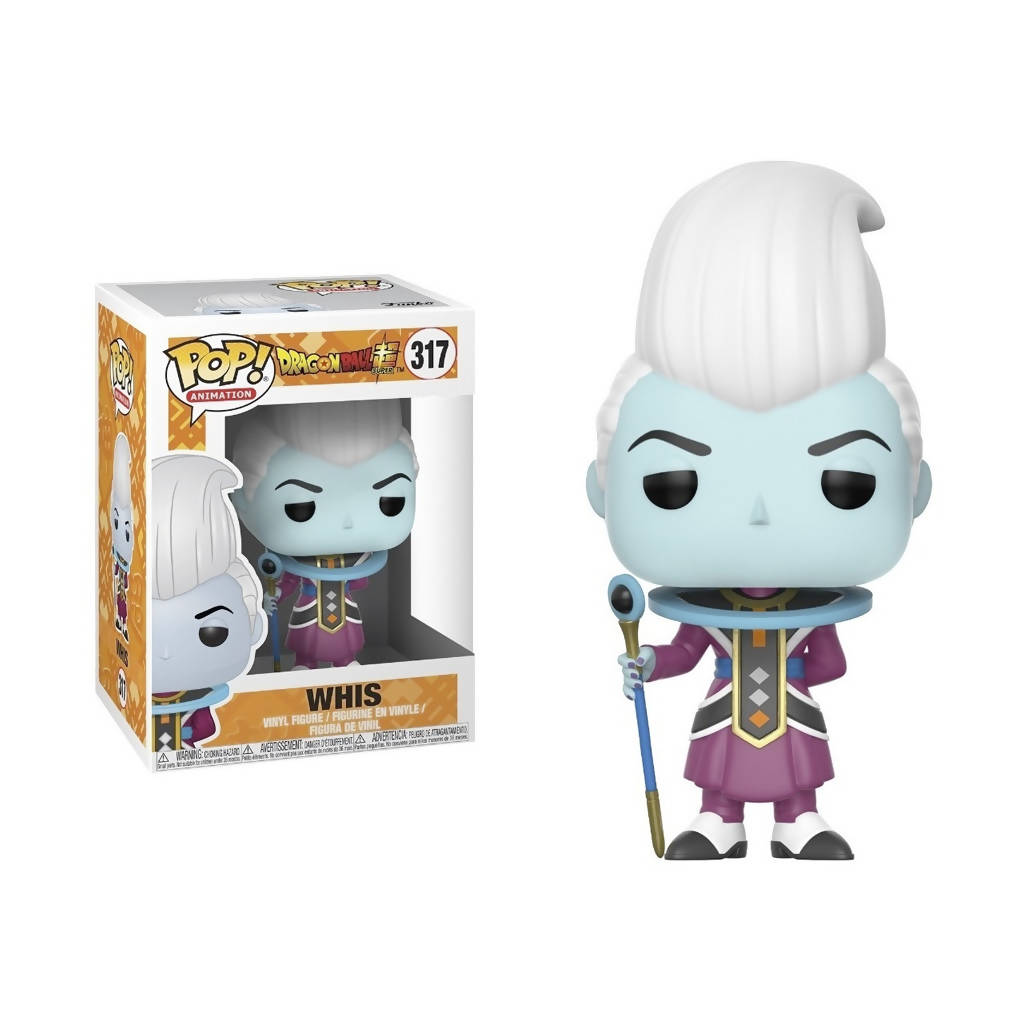 Figura Funko Pop! de Whis - Dragon Ball Zuper