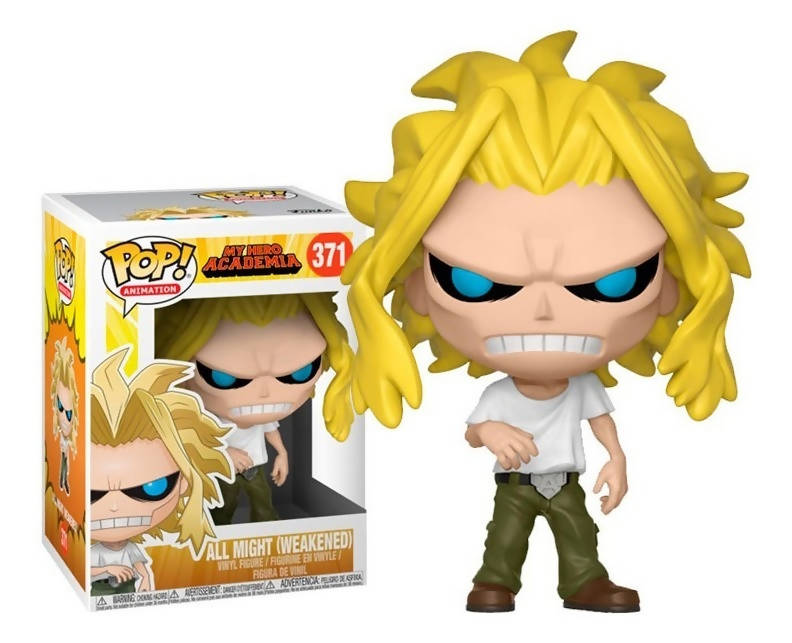 Figura Funko Pop! All Might (weakened) - My Hero Academia