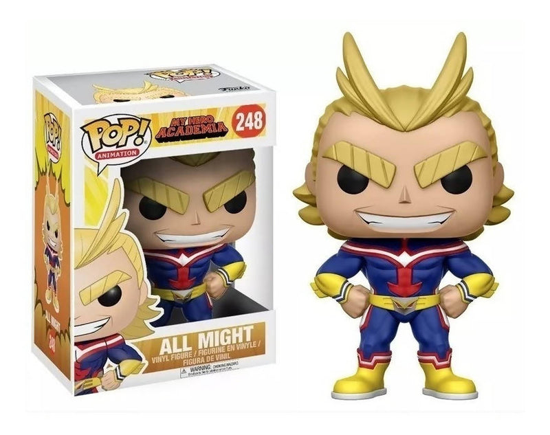 Figura Funko Pop! de All Might - My Hero Academia